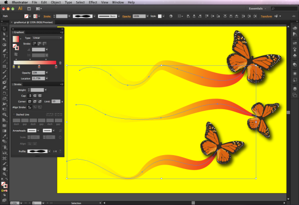 Kursus Adobe Illustrator 1