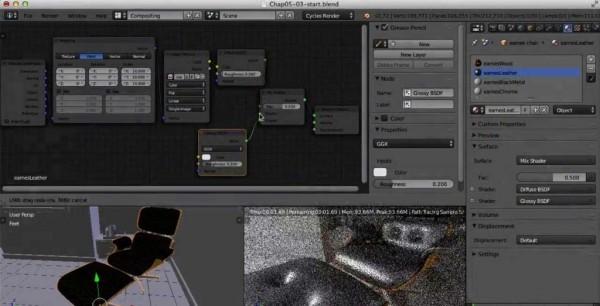 Kursus-Interior-Menggunakan-Blender-3D-Di-Jogja-05