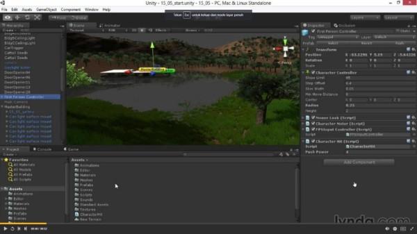Kursus-Privat-Unity-3D-Jogja-06